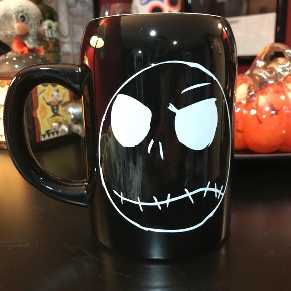 jack skellington nightmare before christmas mug